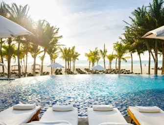 Two of the five most stylish hotels in the Caribbean are in the Playa del Carmen