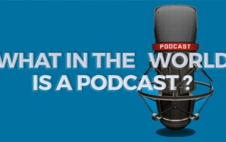 What-is-a-podcast