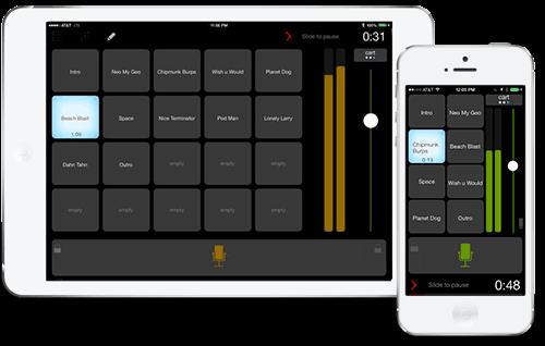 Bossjock iPad App