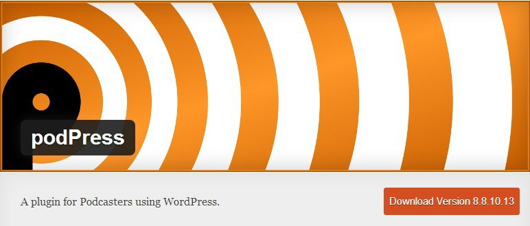 podpress-podcasting-plugin-for-wordpress