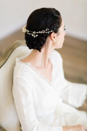 Wedding Hair Vine | FORESTER