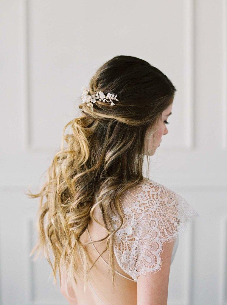 Gold Botanical Hair Vine - VIGNETTA