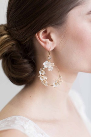 wedding earrings, bridal earrings, wedding jewellery