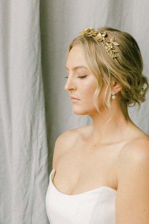 floral bridal stud earrings, pearl stud earrings, bridal drops