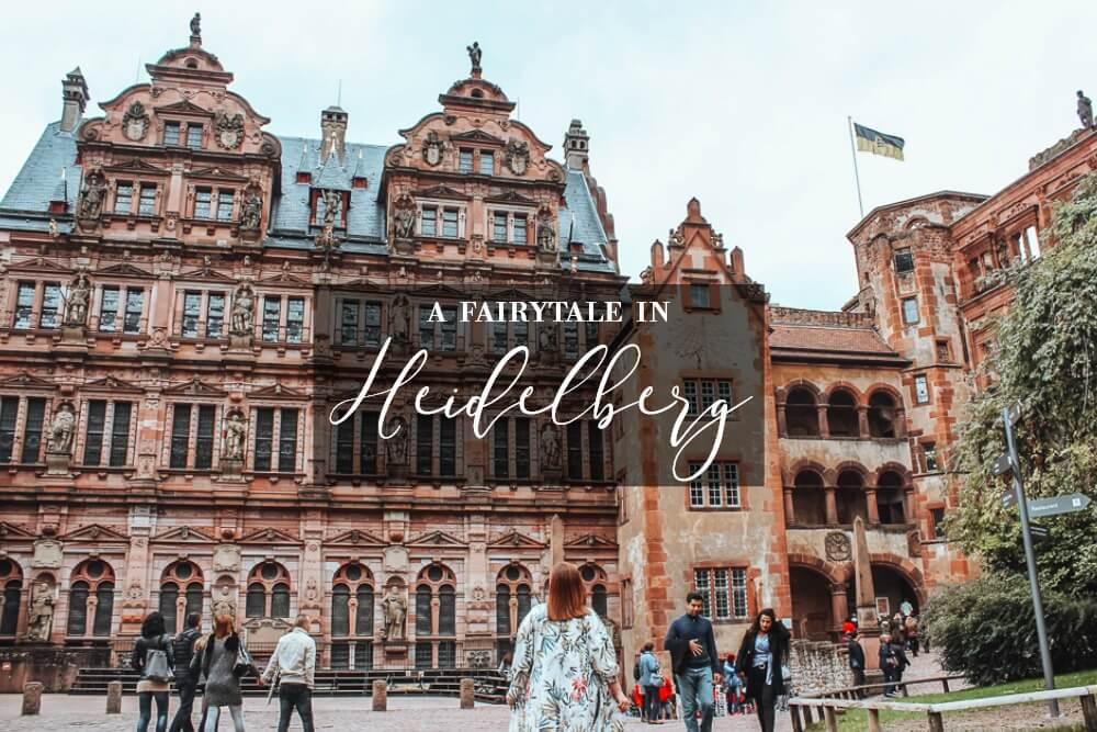 Heidelberg Germany all about RosaLilla