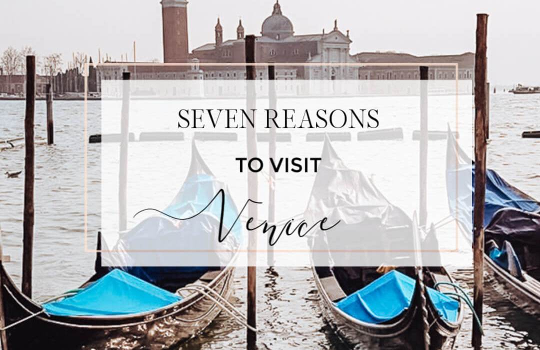 Venice is one of the most beautiful cities in the world. As if you need even one reason to visit but I am giving you seven wonderful reasons to visit Venice. #visitvenice #venice #veniceitaly #explorevenice #beautifuldestinations