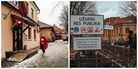 Uzupis Vilnius all about RosaLilla