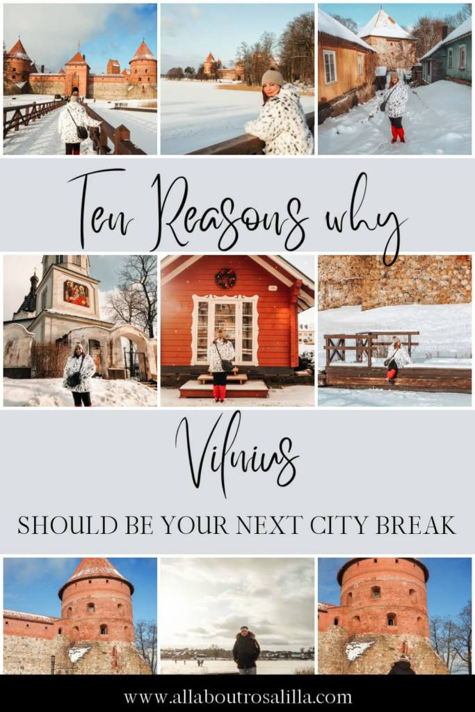10 reasons why Vilnius should be your next city break. In fact, the old town of Vilnius is the largest in central and eastern Europe. With it's bustling cafe scene, hip pub culture, beautiful architecture but most noticeably it's warming sense of history it is not hard to completely fall in love with Vilnius. Here's 10 reasons why Vilnius should be your next city break. #vilnius #lithuania #europeancitybreak