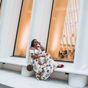 The most instagrammable places in New York. The Oculus New York.