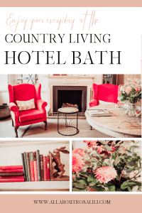 Escape your everyday at the Country Living Hotel Bath If you have been following me on Instagram you will know that I have been obsessing over the golden coloured limestone architecture and beautiful weeping willows of Bath after spending a weekend there recently. I was lucky enough to stay in the newly refurbished Country Living Hotel Lansdown Grove. You really do get to escape your everyday at the Country Living Hotel Bath. Read more at www.allaboutrosalilla.com