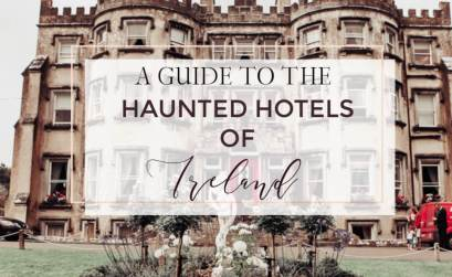 Haunted Hotels of Ireland Ireland is steeped in a rich history of folklore. Tales of the Banshee, leprechaunand fairies were common place even while I was growing up in 80's Ireland. Before the introduction of street lighting in rural Ireland many walking the dark country lanes would come home with terrifying stories of seeing spirits on their journey home. Be it imagination or one too many spirits of the alcoholic variety we will never know but there is no denying the history of this Irish mythology. There have been many reports throughout the years of the haunted hotels of Ireland. Read more on www.allaboutrosalilla.com