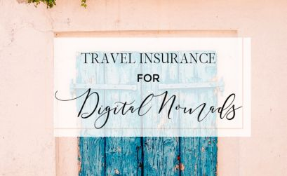 A guide on the best travel insurance for digital nomads and how to save yourself money making sure that you are protected while travelling. Read more on www.allaboutrosalilla.com