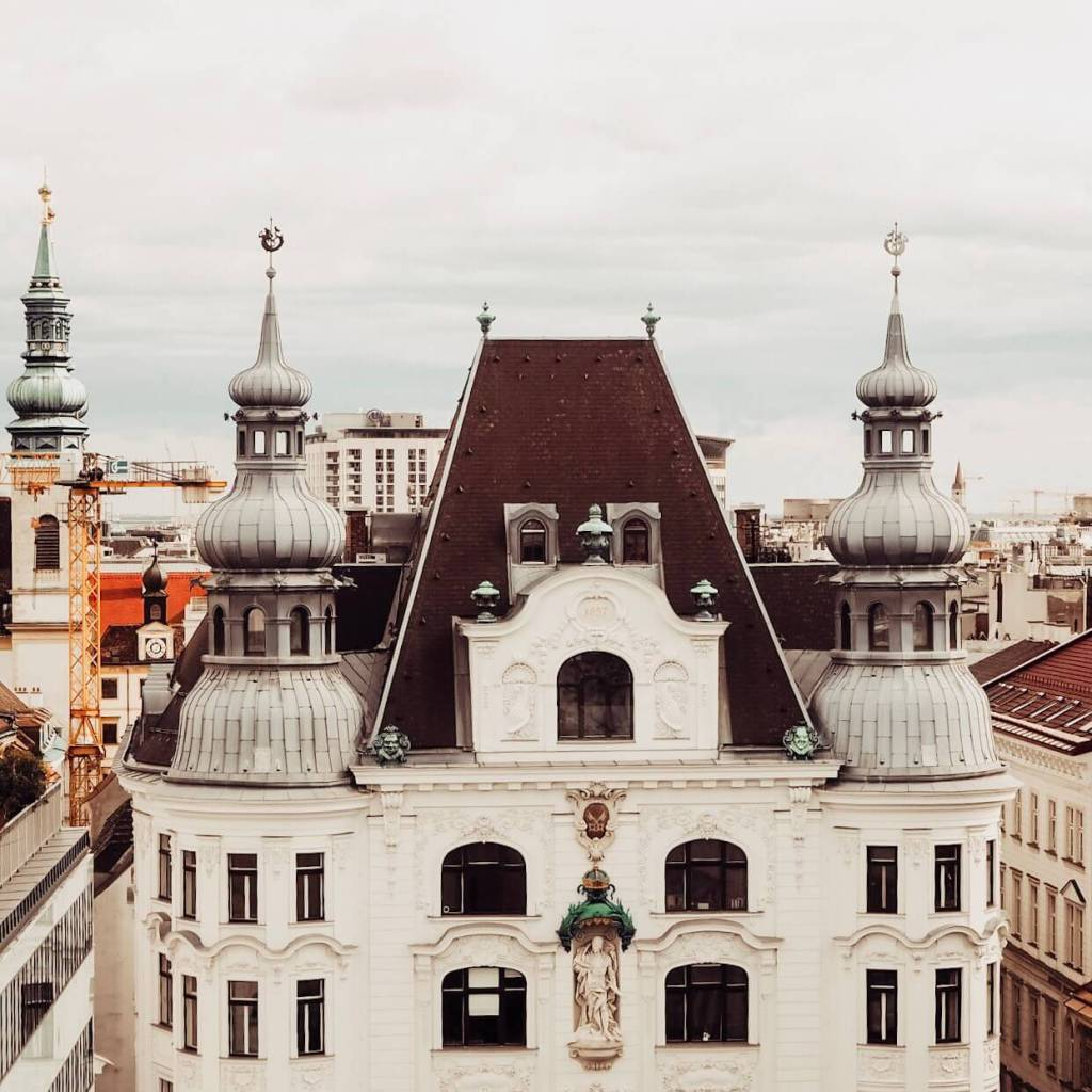 Rooftop Views in Vienna