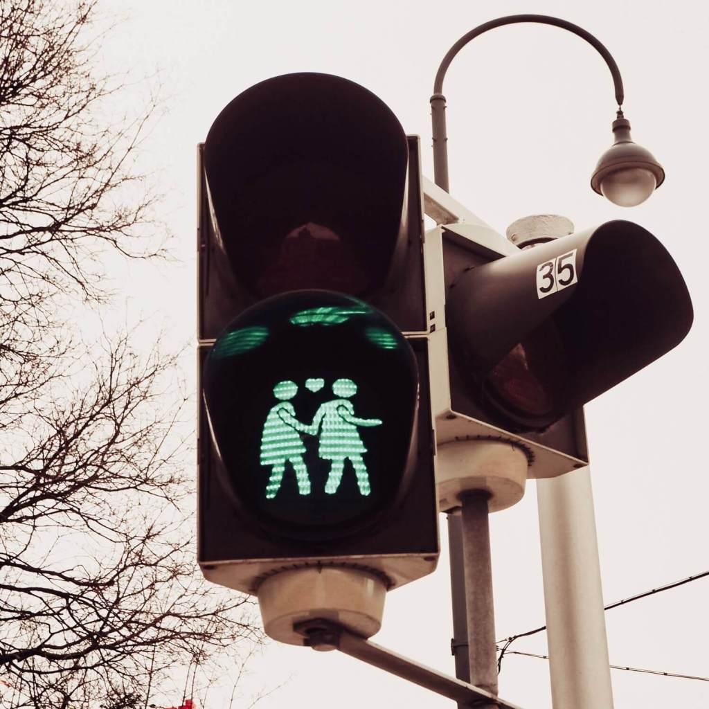 Vienna traffic lights