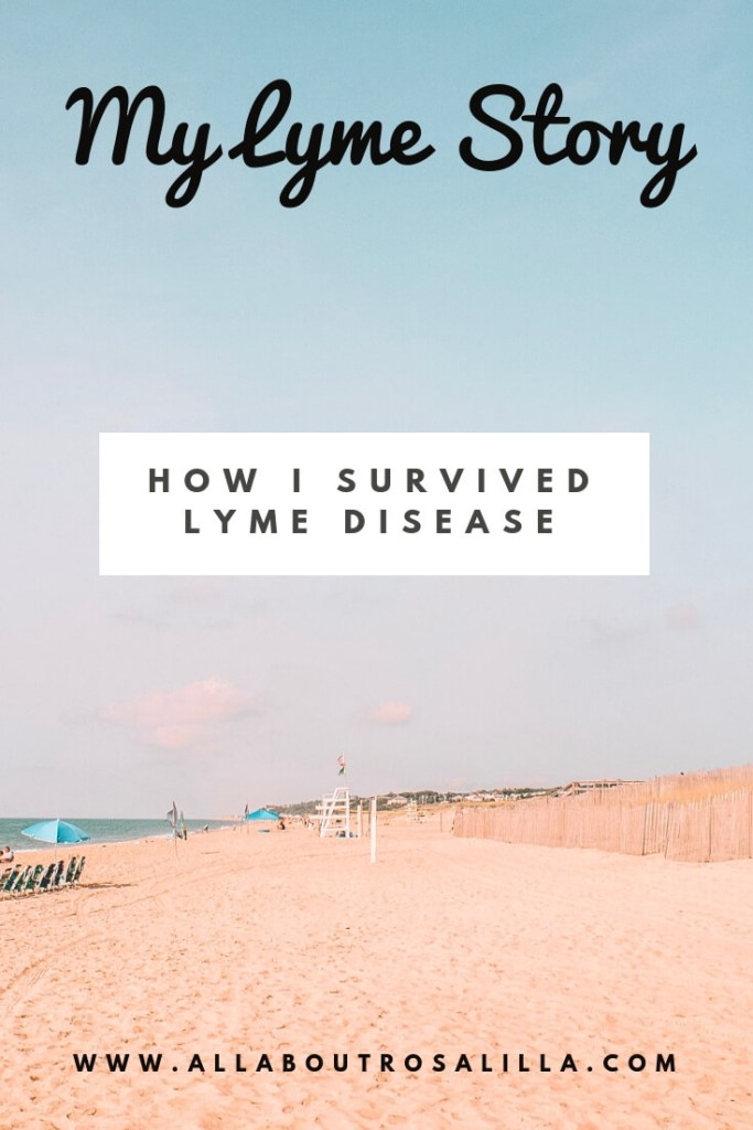 An inspriring story detailing my struggle with Lyme disease and how after 18 years, against the odds I survived it. Read more on www.allaboutrosalilla.com #lymedisease #lymeawareness #chronicillness #stemcells #stemcelltreatment #stemcelltherapy #infusio