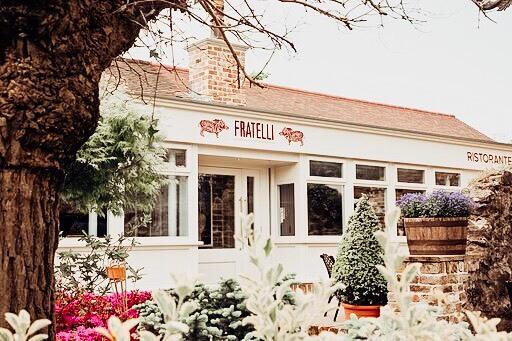 Italian restaurant at Galgorm resort