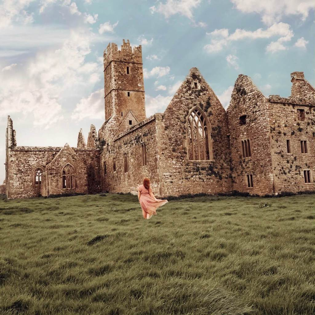 Ross Erilly Friary in Galway. Follow All about RosaLilla on Instagram