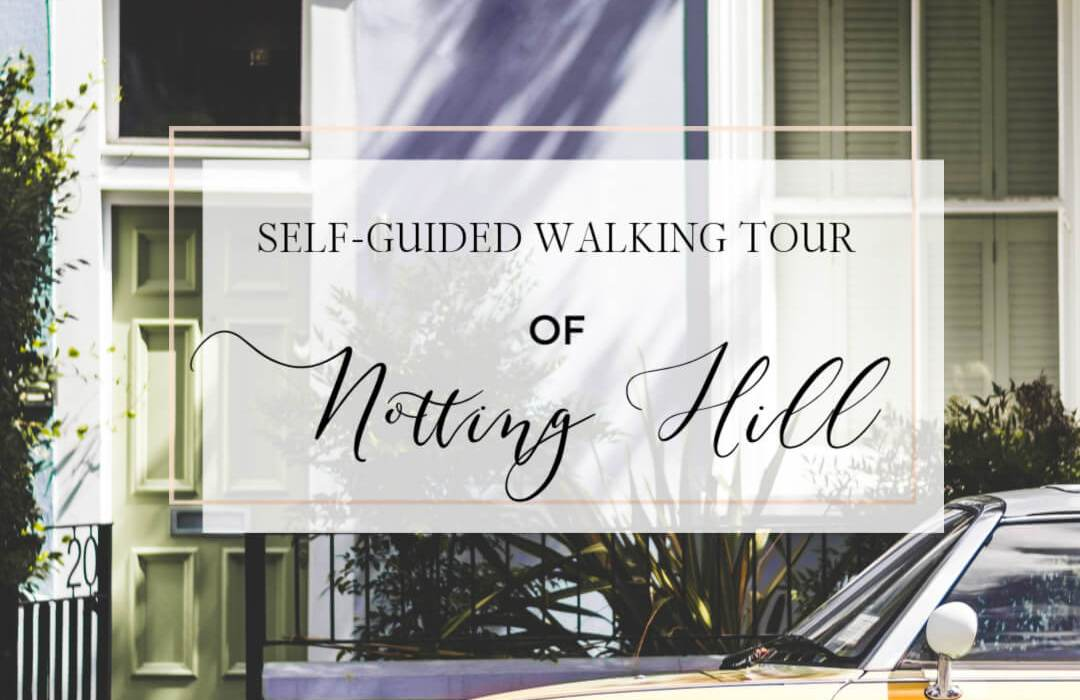 A self-guided Notting Hill walking tour. This 2 hour walking tour takes you around all the hidden streets and mews of this cosmopolitan area of London. If pastel and rainbow coloured houses are your thing than this is the guide for you. Read more on www.allaboutrosalilla.com #nottinghill #walkingtournottinghill #instagramspotsnottinghill #london #thingstodoinlondon