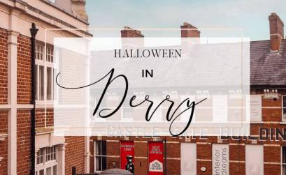 A round up of the best things to do in Derry, including experiencing Halloween in Derry, one of the biggest and best Halloween festivals in the world. Read more on www.allaboutrosalilla.com #halloween #halloweenfestival #derryhalloween #halloweenfestivalderry #visitderry