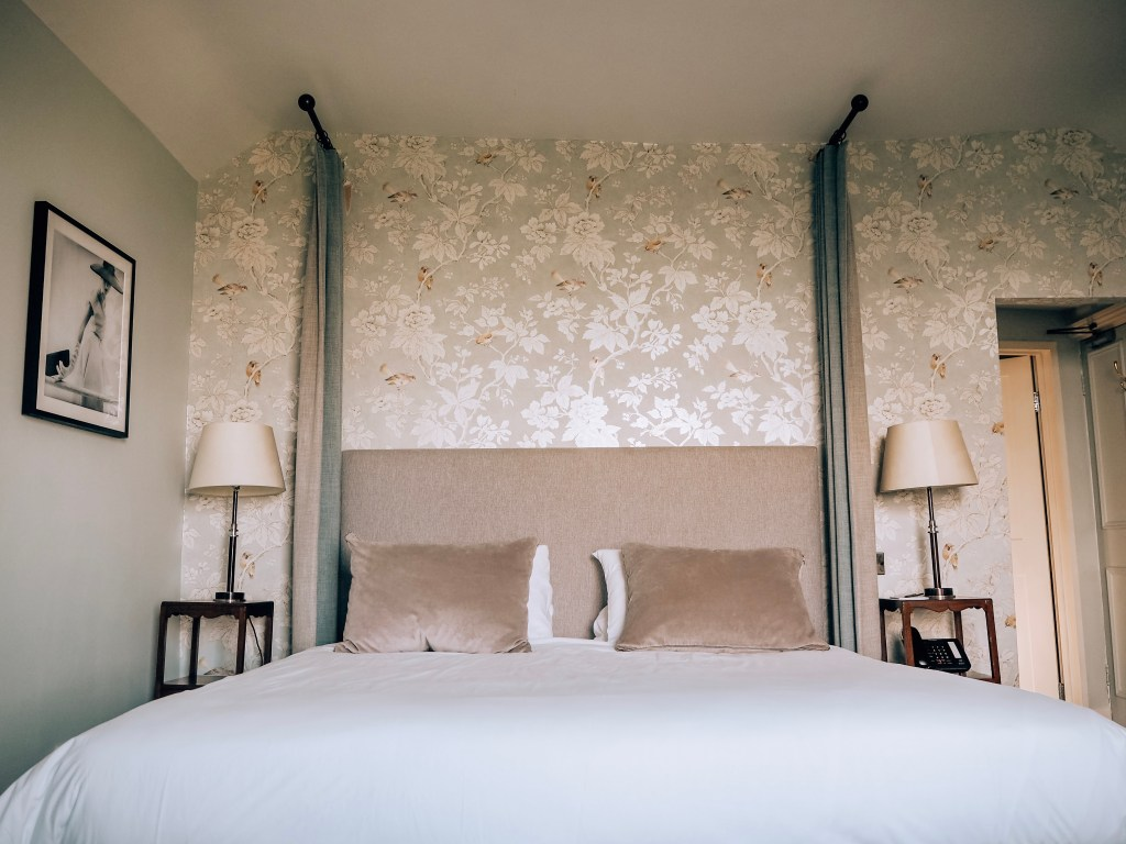 Hotel Bedroom at The Cottage in the Wood in the Malvern area is the perfect place to stay in Great Malvern