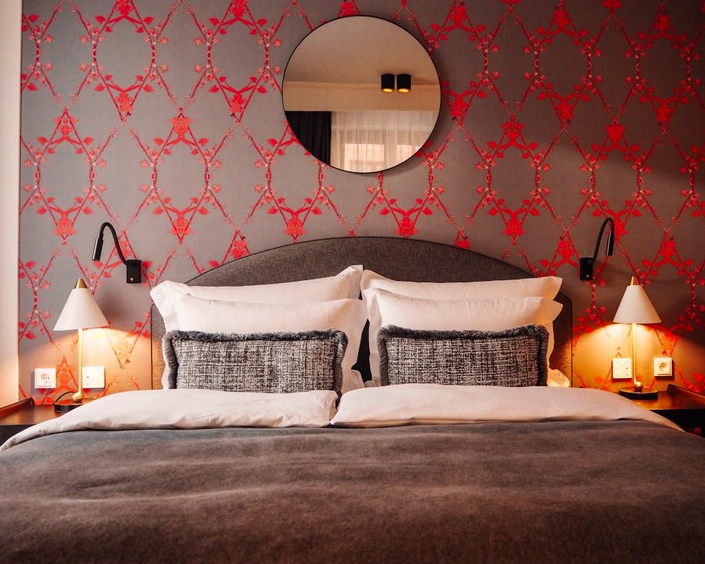Bedrooms at Tortue Hambug