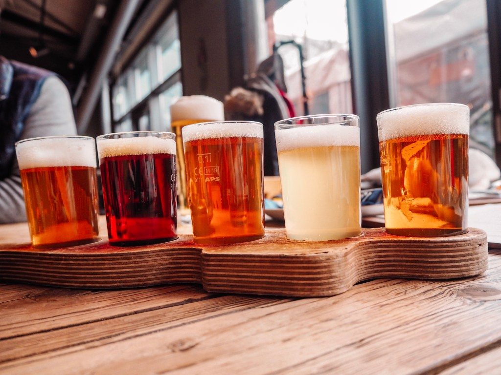 Craft Beer at Altes Mädchen in Hamburg