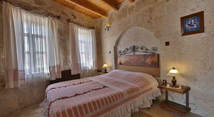 Classic Double bedroom at Kelebek Special Cave Hotel