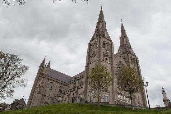 Armagh cathedral a beautiful city to explore in Northern Ireland