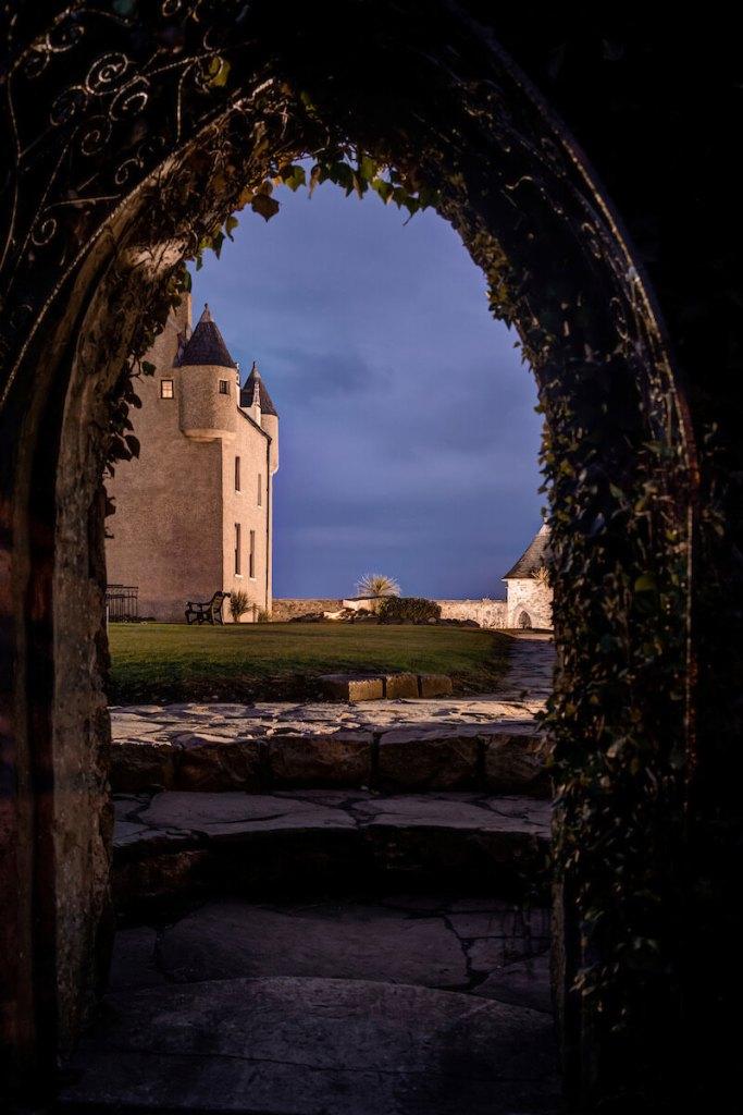 Ballygally castle hotel County Antrim Northern Ireland