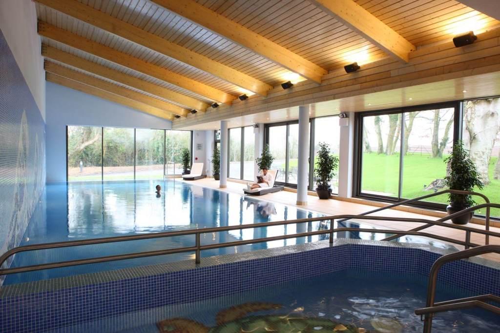 Health Spa at Lyrath Estate and spa Kilkenny Ireland