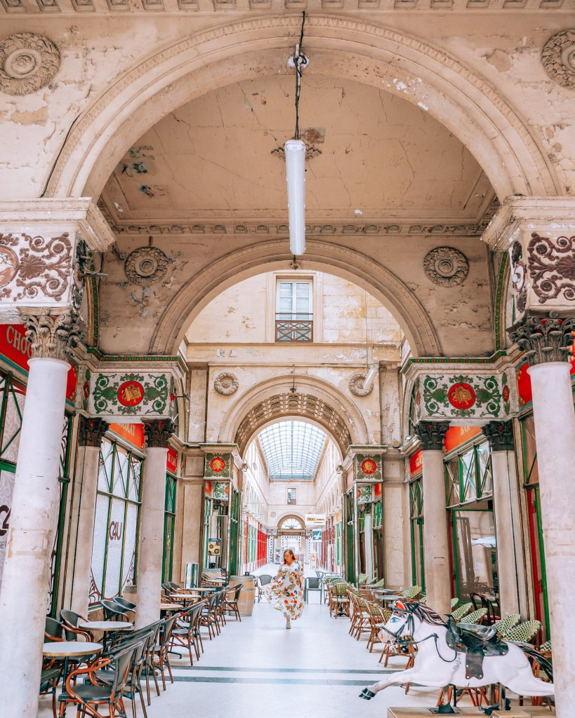 Galerie Bordelaise in Bordeaux France should be on your Bordeaux itinerary