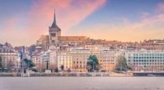 Geneva a small city of great importance