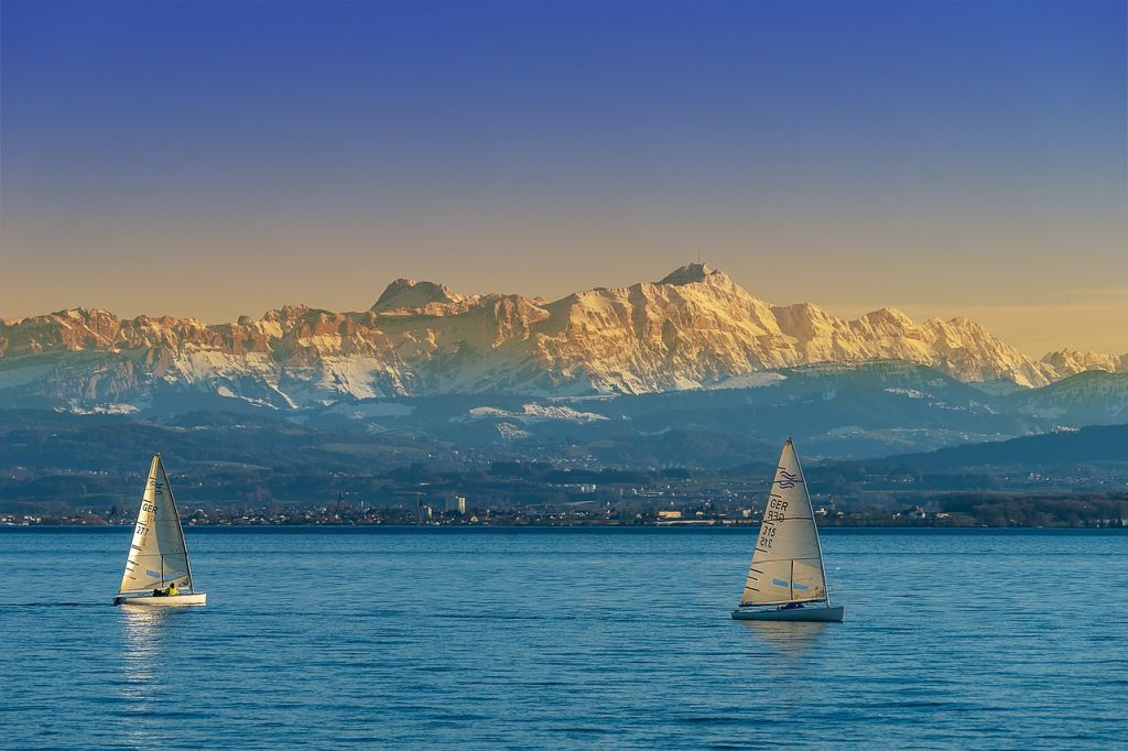 Best lakes in Switzerland - Lake Constance