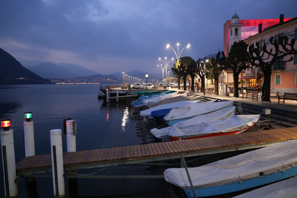 Lugano Travel Guide - Lake