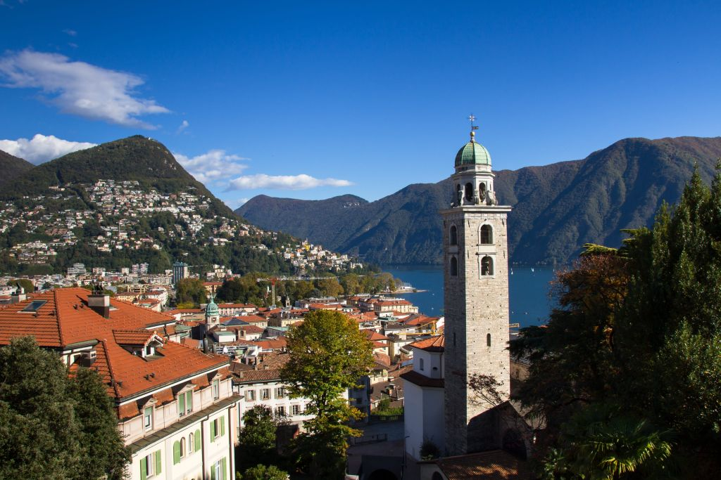 Lugano Travel Guide - San Lorenzo Cathedral