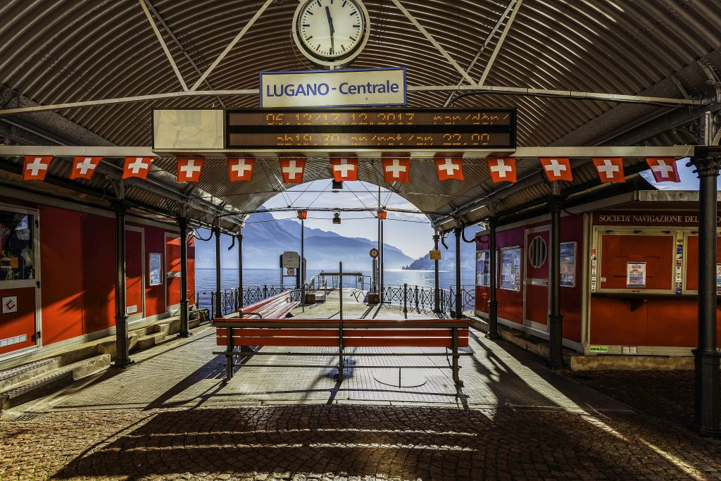Lugano Travel Guide - Station