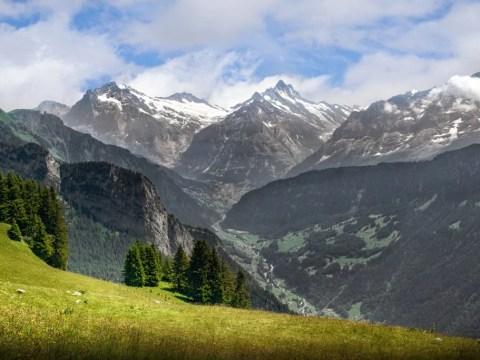 Best mountains in Switzerland
