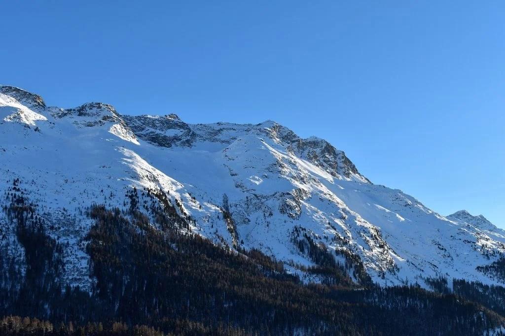 Mount Piz Nair