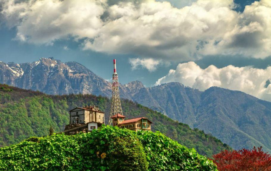 Mt San Salvatore