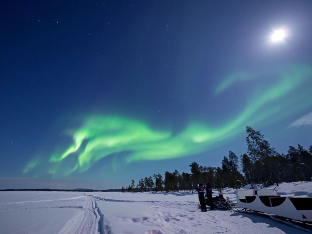 Top 6 Places Around The World To Witness Northern Lights