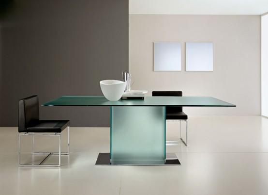 Mesa de vidro  qual a espessura certa  All About That Glass
