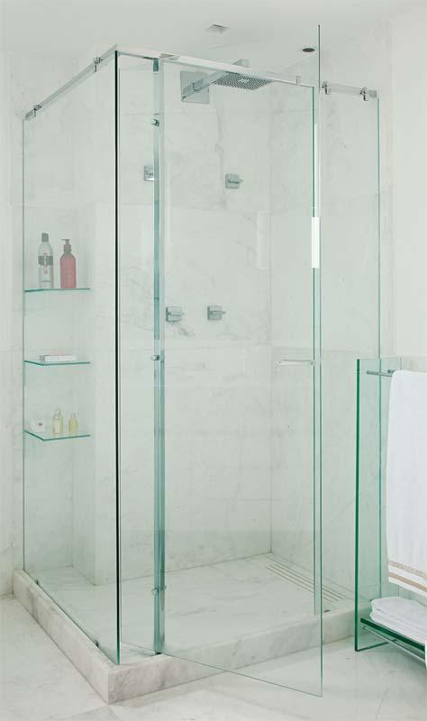 A manutenção do box!  All About That Glass -> Box Para Banheiro Rio Pequeno