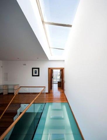 pisos de vidro