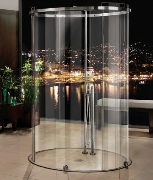 box de vidro