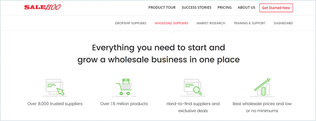 SaleHoo Dropshipping Supplier Review