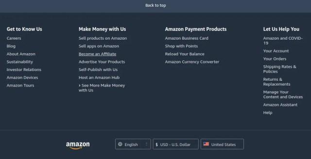 Amazon Associates - Why You Should Join Amazon's Affiliate Program