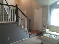 { Home Decor} Our DIY Staircase Remodel - All About the ...