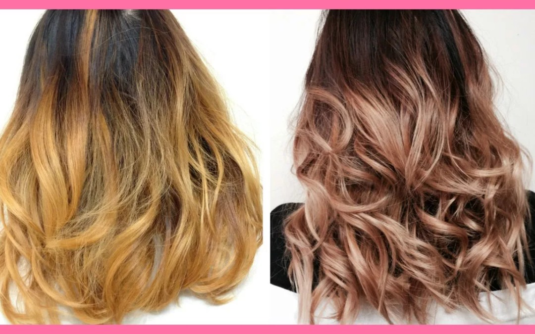 how to get rid of smelly hair after colouring