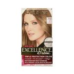 L'Oreal Paris Excellence Creme [7BB] Dark Beige Blonde Haircolor, 1 ea (Pack of 3)