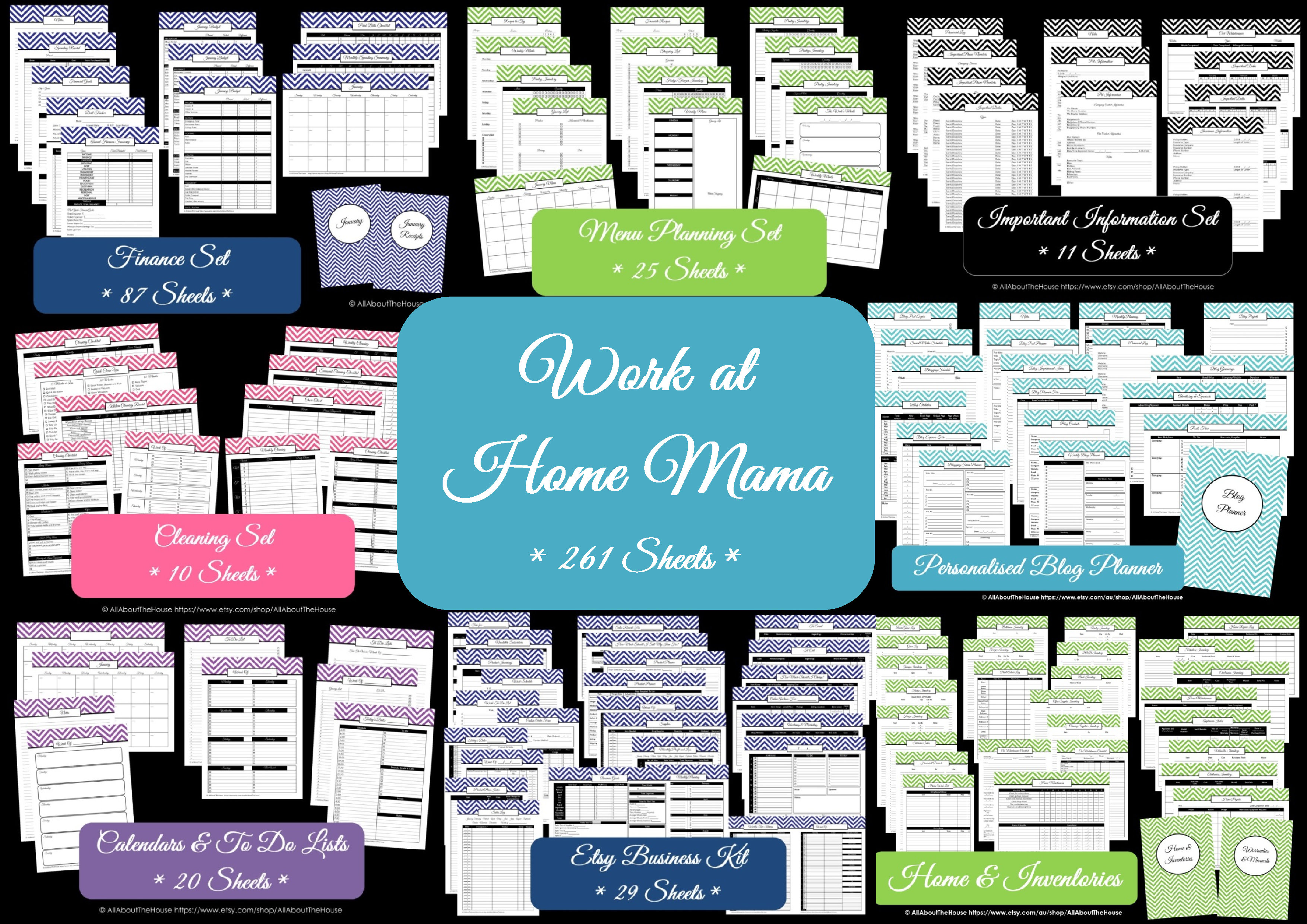 Work at Home Mama - AllAboutTheHouse
